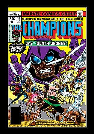 Champions (1975-1978) #15