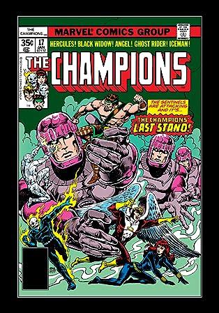 Champions (1975-1978) #17