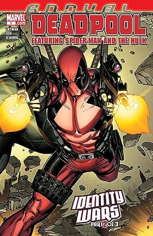 Deadpool (2008-2012) Annual #1