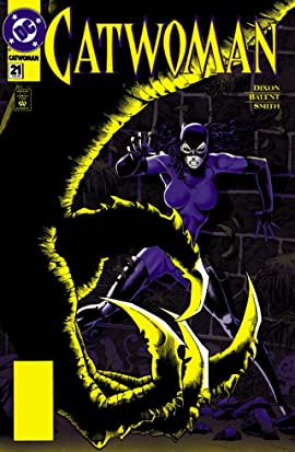 Catwoman (1993-2001) #21