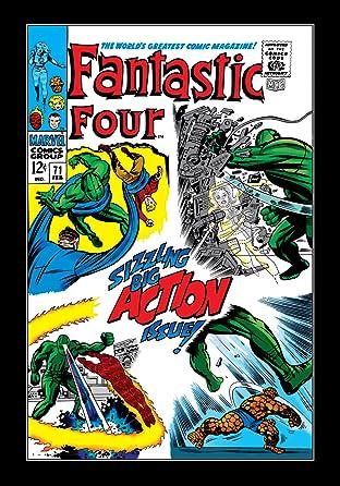 Fantastic Four (1961-1998) #71