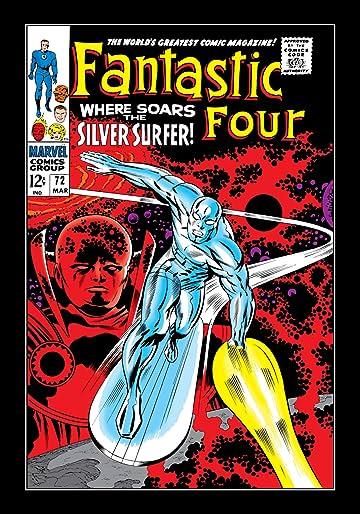 Fantastic Four (1961-1998) #72