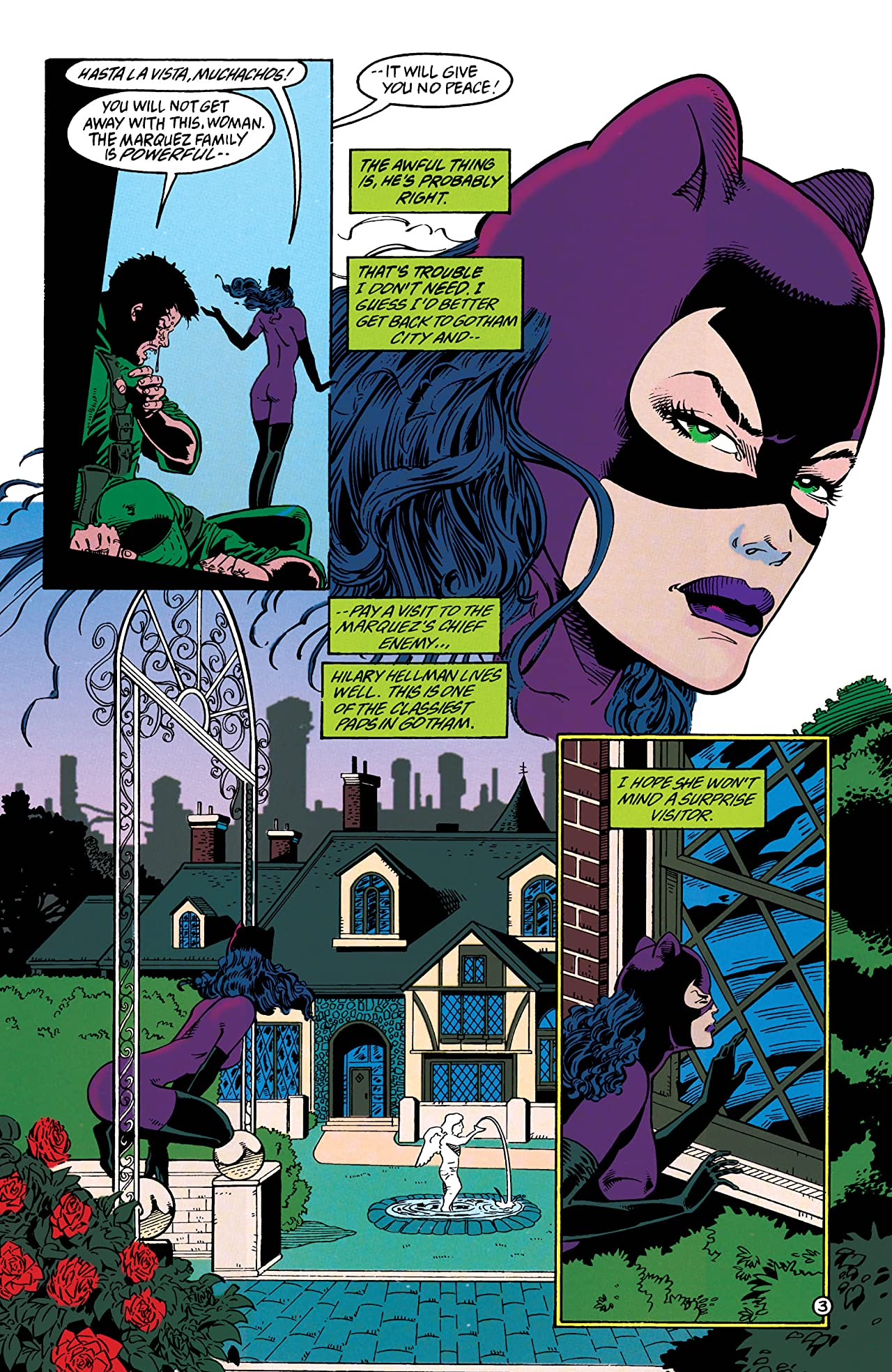 Catwoman (1993-2001) #23