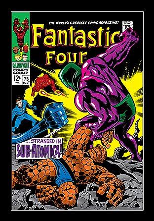 Fantastic Four (1961-1998) #76