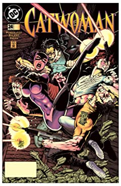 Catwoman (1993-2001) No.24