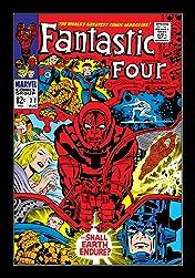 Fantastic Four (1961-1998) #77