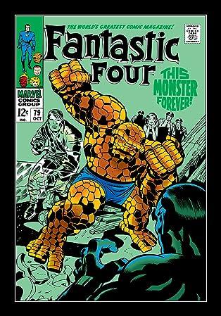 Fantastic Four (1961-1998) #79