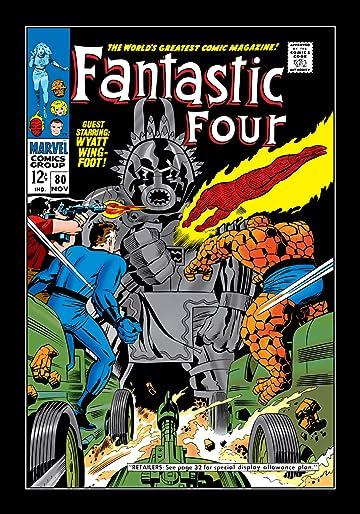 Fantastic Four (1961-1998) #80