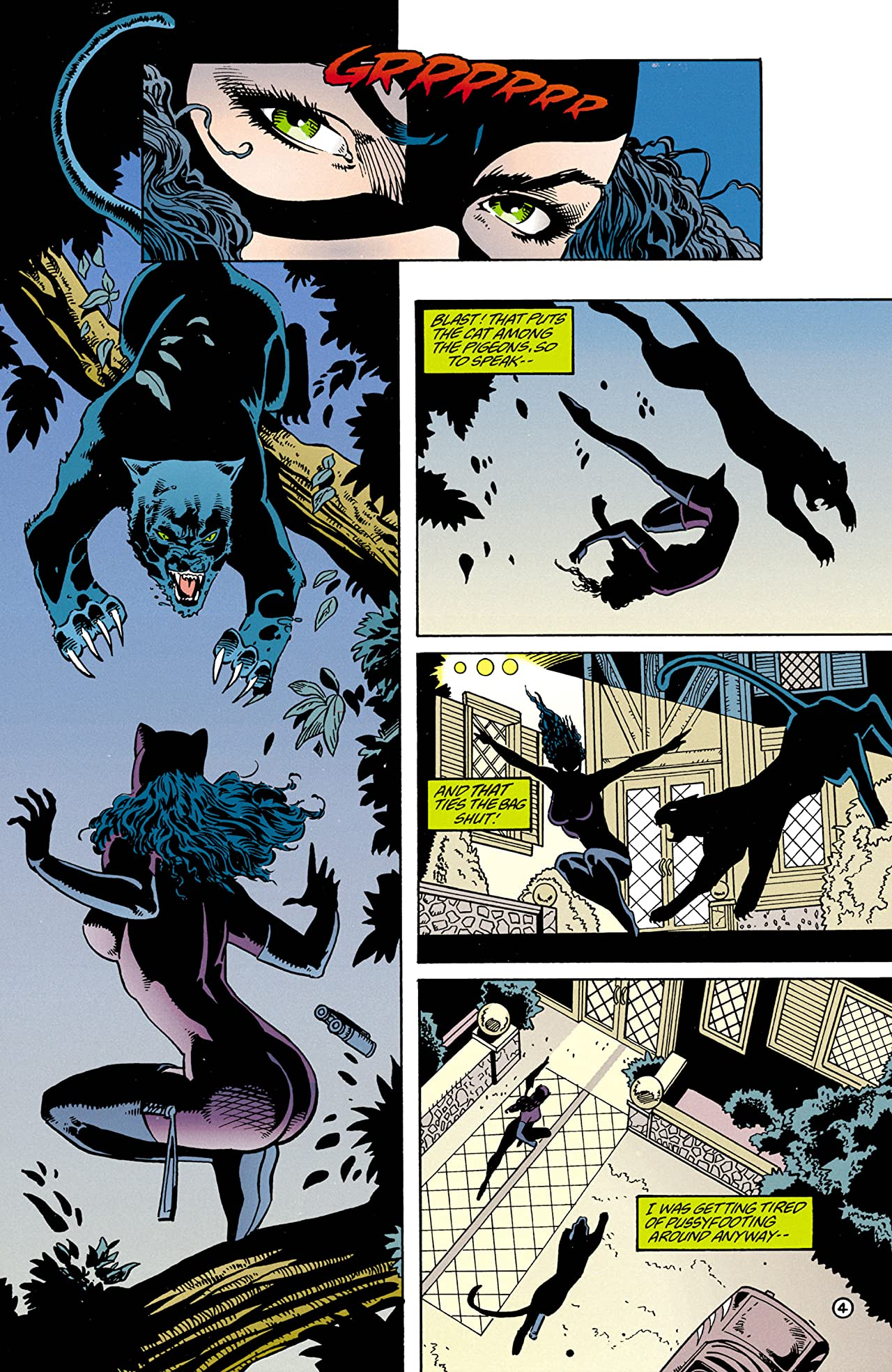 Catwoman (1993-2001) #26