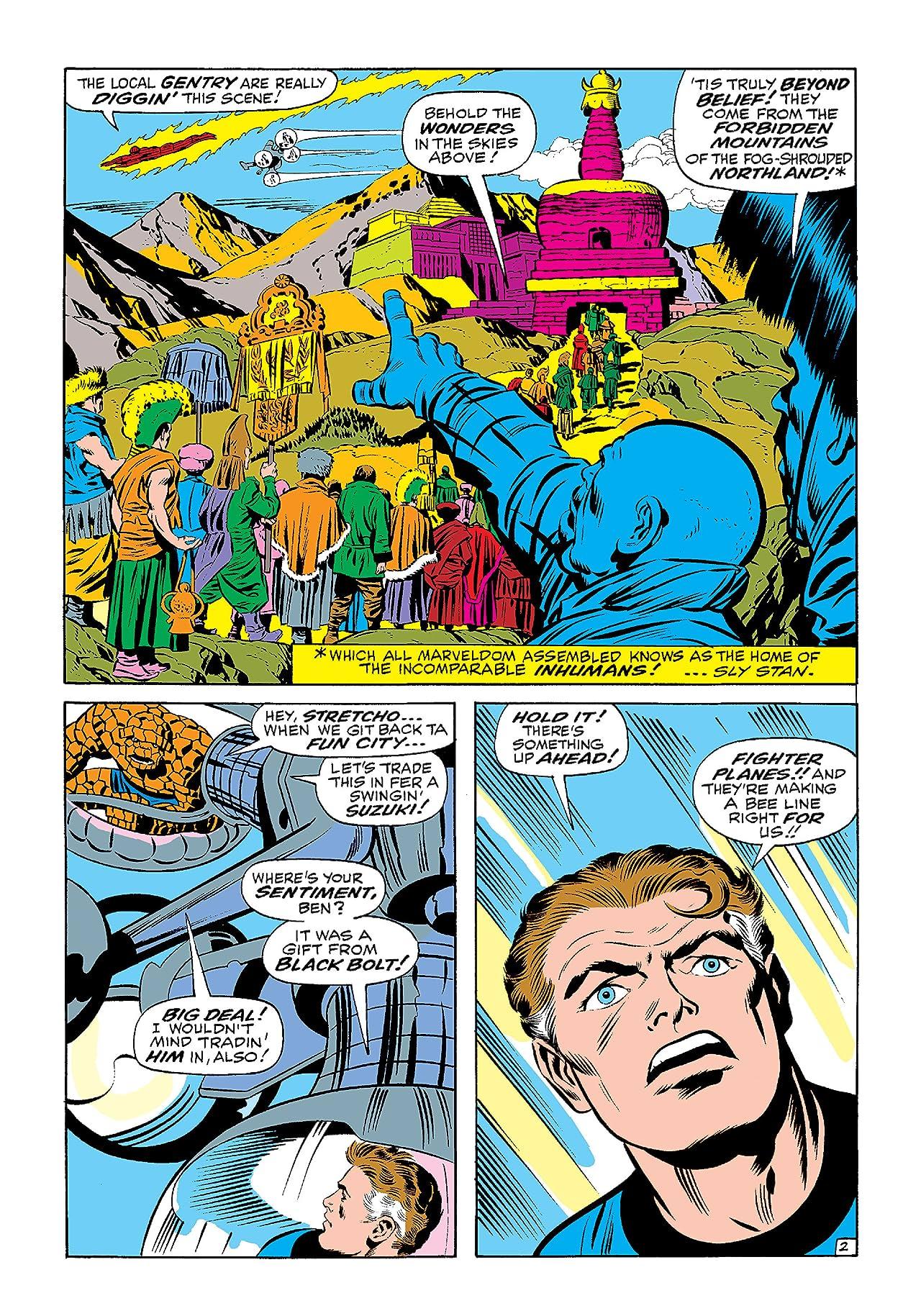 Fantastic Four (1961-1998) #84