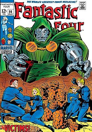 Fantastic Four (1961-1998) #86