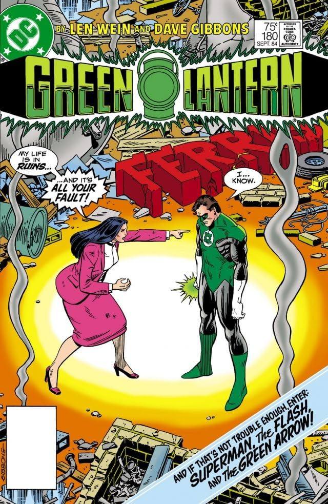 Green Lantern (1976-1986) #180