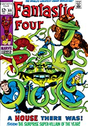 Fantastic Four (1961-1998) #88