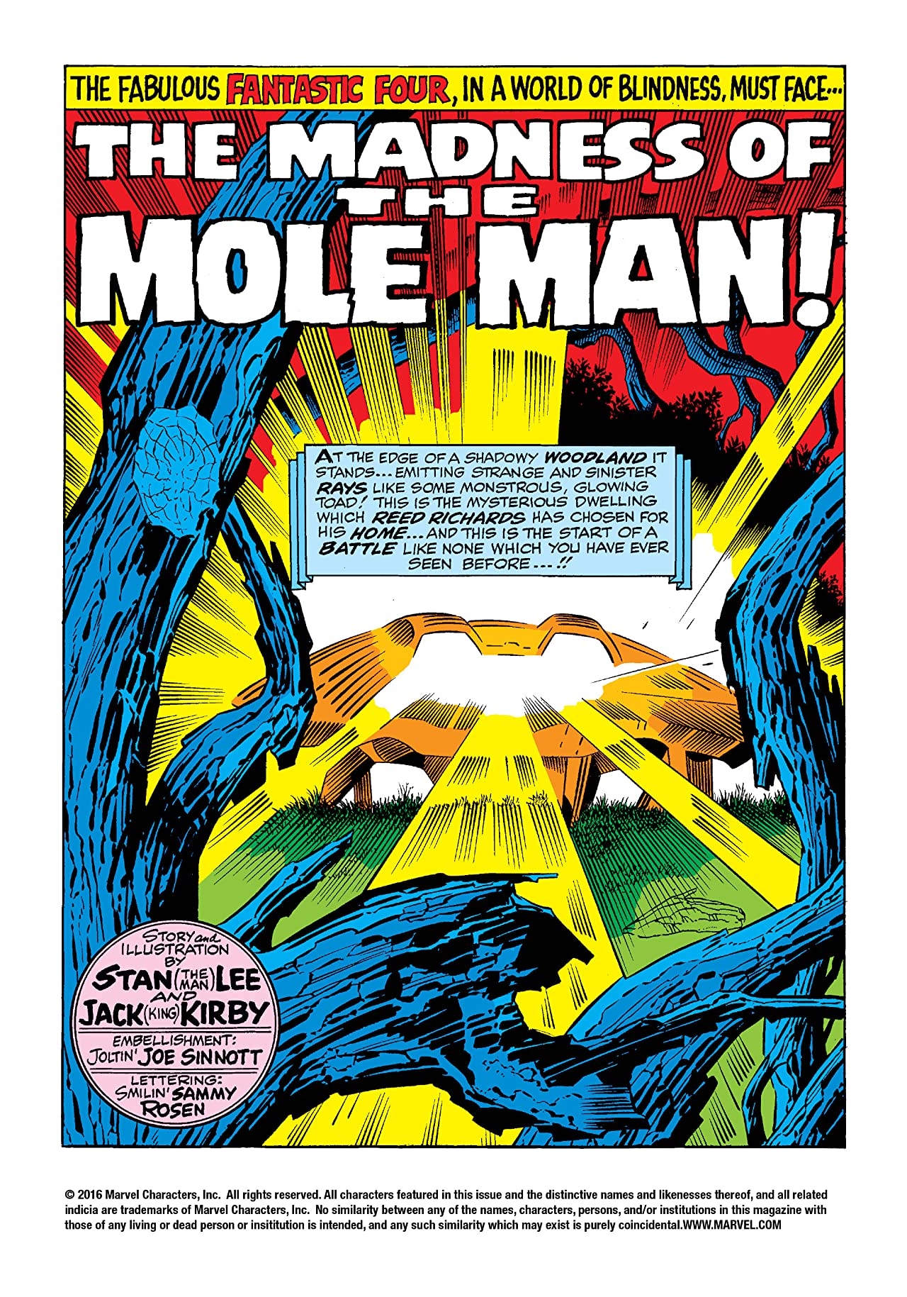 Fantastic Four (1961-1998) #89