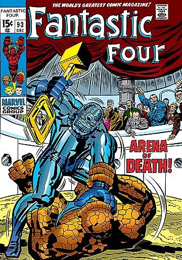 Fantastic Four (1961-1998) #93