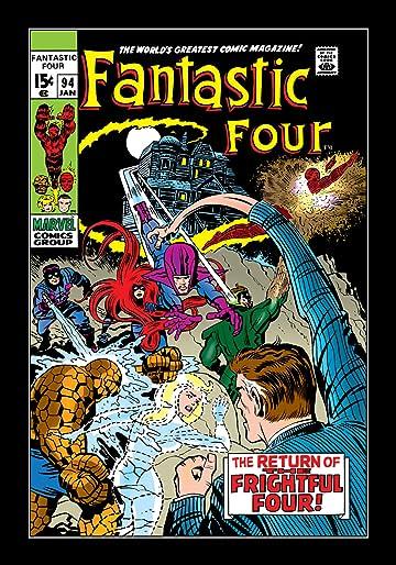 Fantastic Four (1961-1998) #94