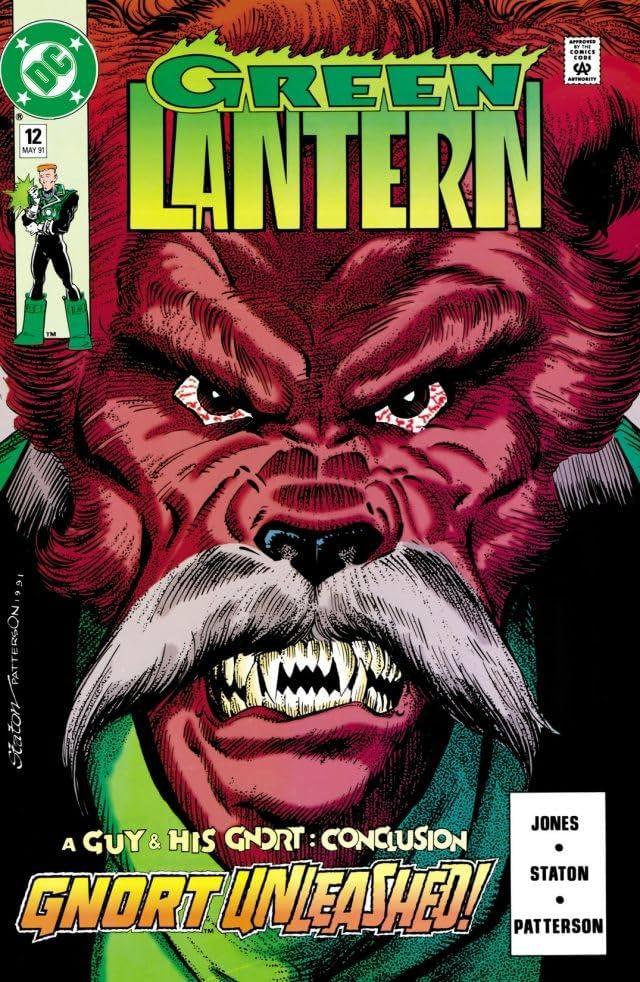 Green Lantern (1990-2004) #12