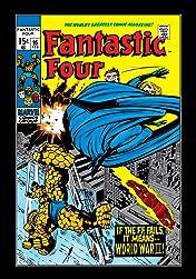 Fantastic Four (1961-1998) #95