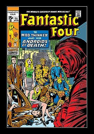 Fantastic Four (1961-1998) #96