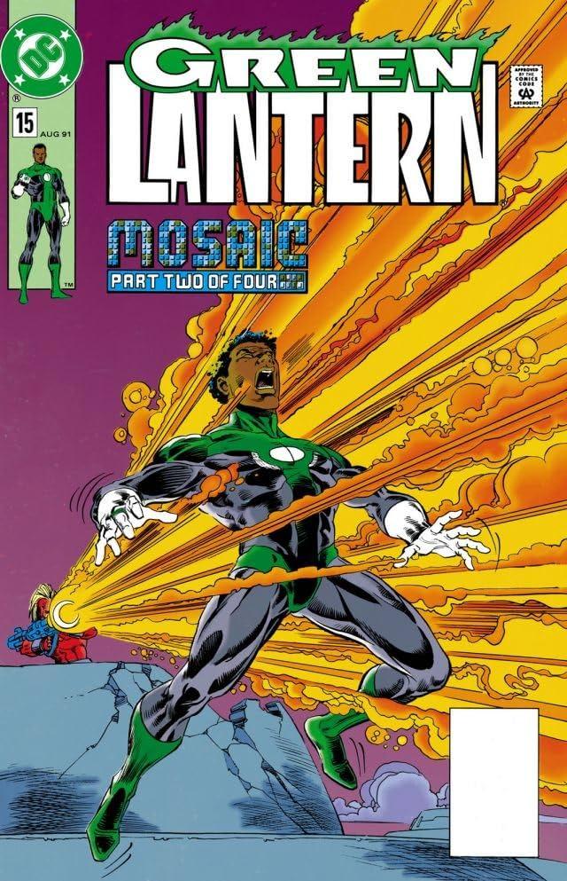 Green Lantern (1990-2004) #15