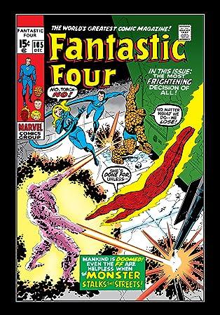 Fantastic Four (1961-1998) #105