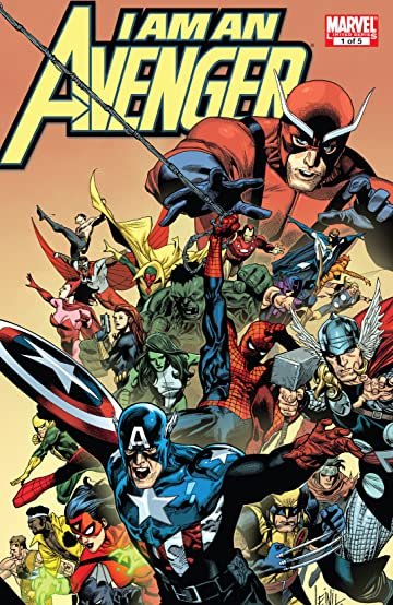 I Am An Avenger (2010-2011) #1 (of 5)