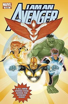 I Am An Avenger (2010-2011) #3 (of 5)