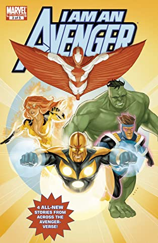 I Am An Avenger (2010-2011) #3 (of 5)
