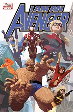 I Am An Avenger (2010-2011) #4 (of 5)