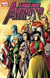 I Am An Avenger (2010-2011) #5 (of 5)