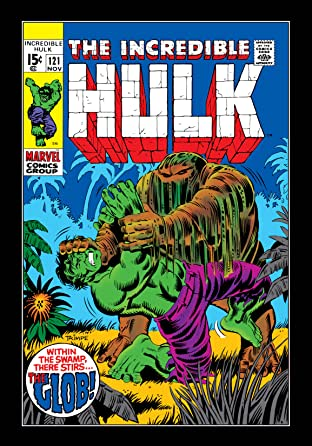 Incredible Hulk (1962-1999) #121