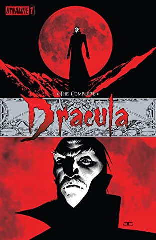 The Complete Dracula #1 (of 5)