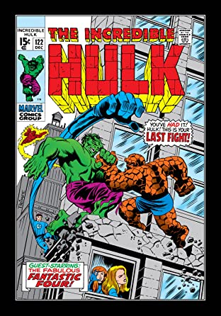 Incredible Hulk (1962-1999) #122