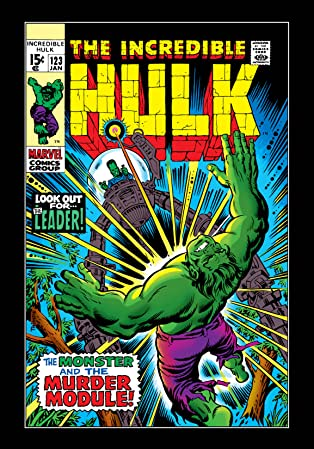 Incredible Hulk (1962-1999) #123