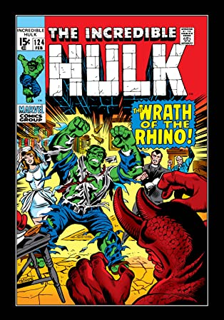 Incredible Hulk (1962-1999) #124