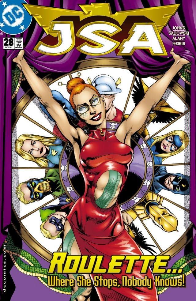JSA (1999-2006) #28