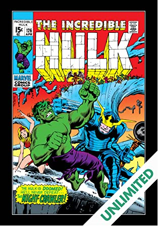 Incredible Hulk (1962-1999) #126