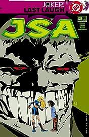 JSA (1999-2006) #29