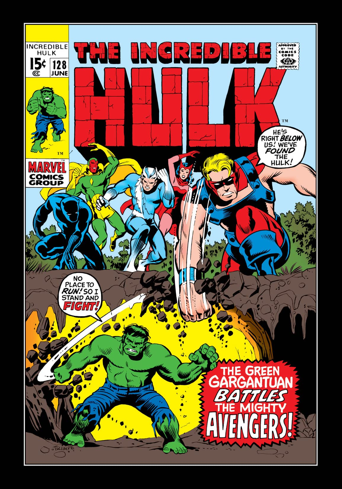 Incredible Hulk (1962-1999) #128