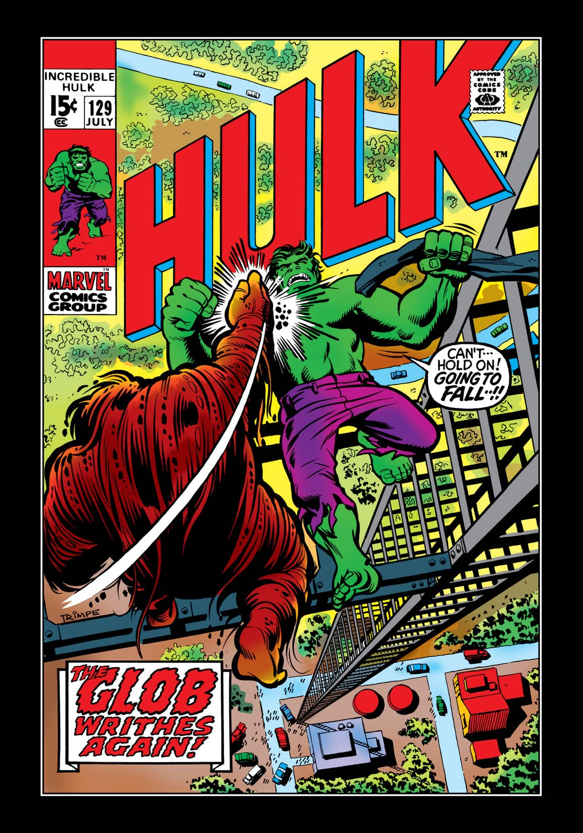 Incredible Hulk (1962-1999) #129