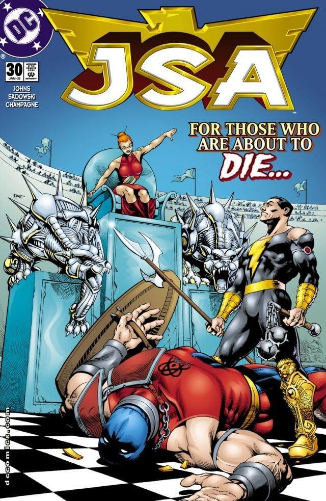 JSA (1999-2006) #30