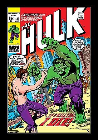 Incredible Hulk (1962-1999) #130