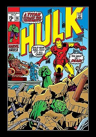 Incredible Hulk (1962-1999) #131