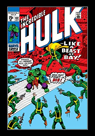 Incredible Hulk (1962-1999) #132