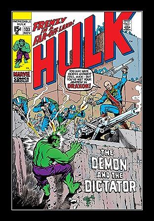 Incredible Hulk (1962-1999) #133