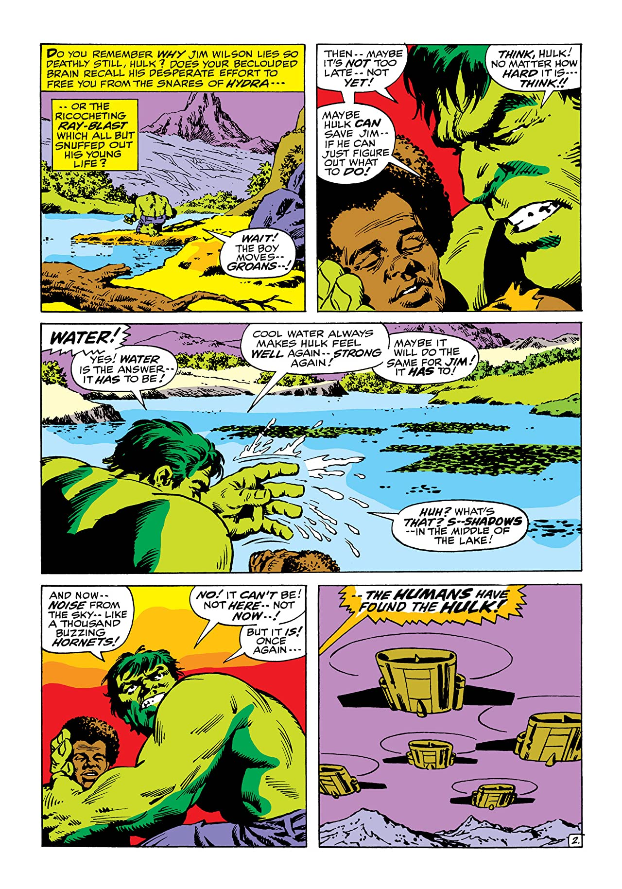 Incredible Hulk (1962-1999) #133