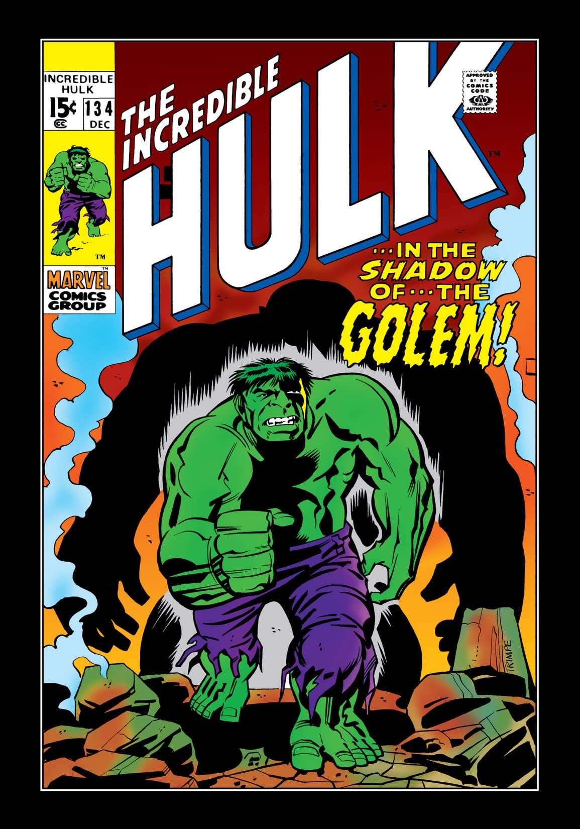 Incredible Hulk (1962-1999) #134