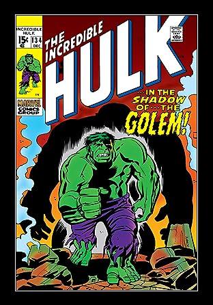 Incredible Hulk (1962-1999) #134