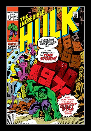 Incredible Hulk (1962-1999) No.135