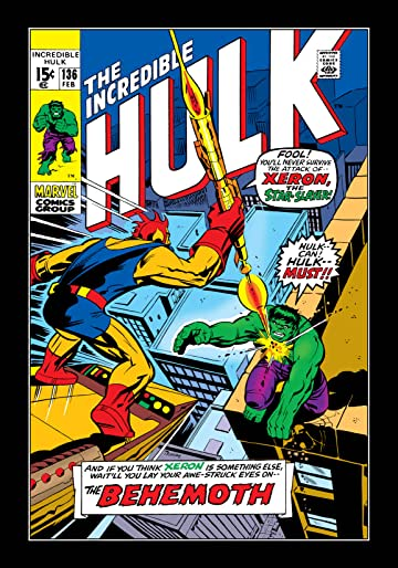 Incredible Hulk (1962-1999) #136
